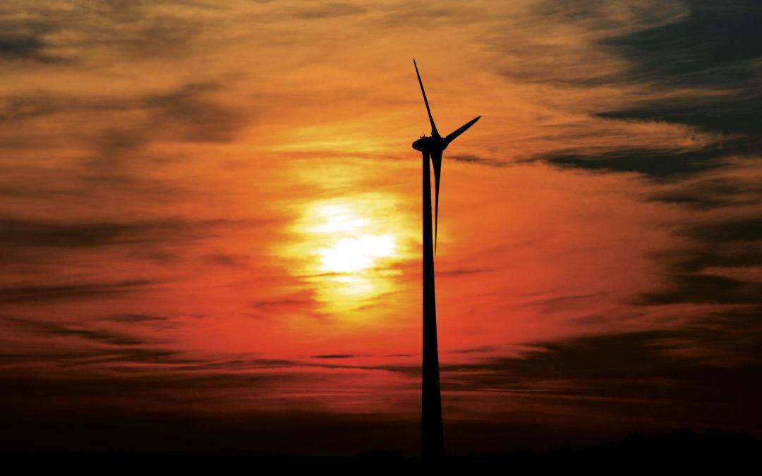 Darksky®, une technologie pour rendre les éoliennes invisibles la nuit